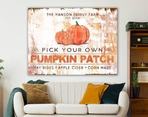 Autumn Fall Wall Art