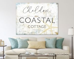 Coastal Cottage room1