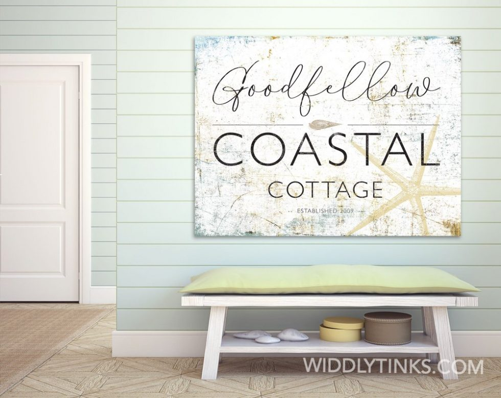 Coastal Cottage room2