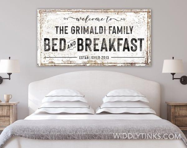 bed breakfast room2