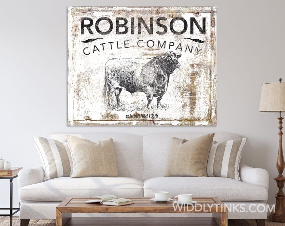 cattle company room1