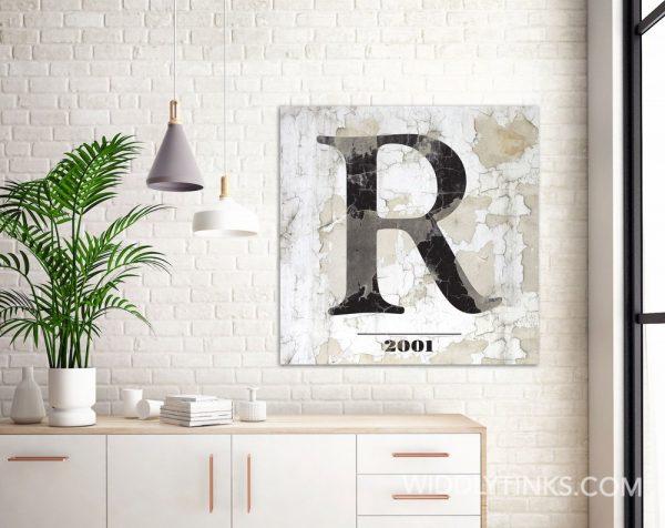 cracked plaster monogram room3