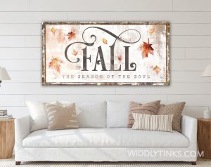 fall season soul room
