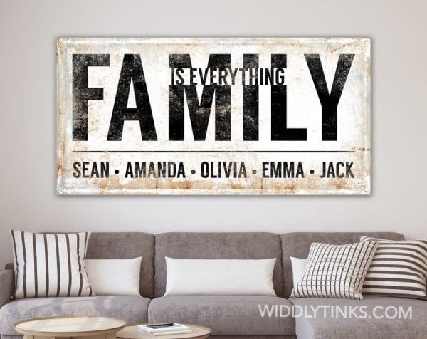 family is everything room2