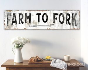 farm to fork room
