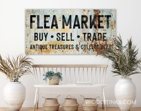 flea market room