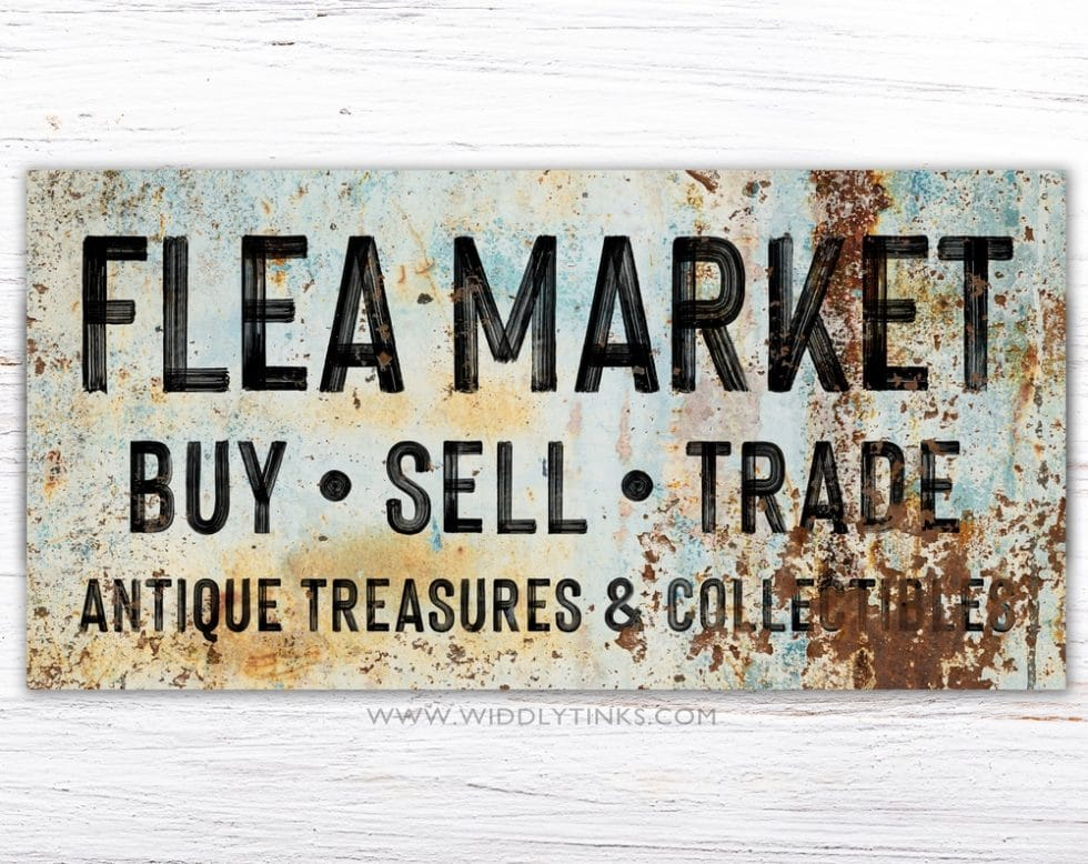 flea market simple