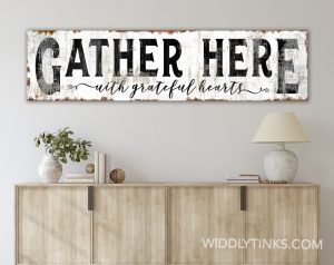 gather here room white