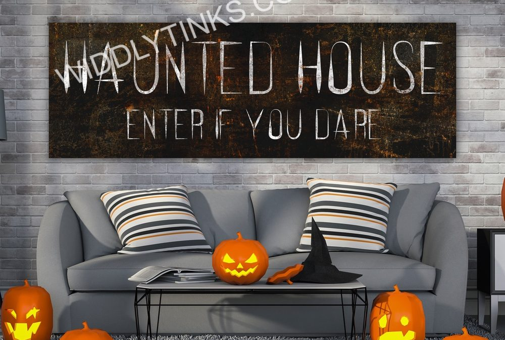 Widdlytinks Introduces New Halloween Wall Art