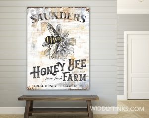 honey bee farm room2