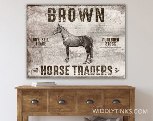 horse traders room3