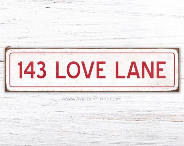 industrial vintage love lane