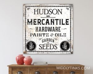 mercantile hardware white room