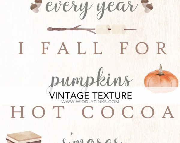 modern farmhouse fall favorites sign closeup