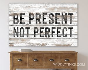 present not perfect room