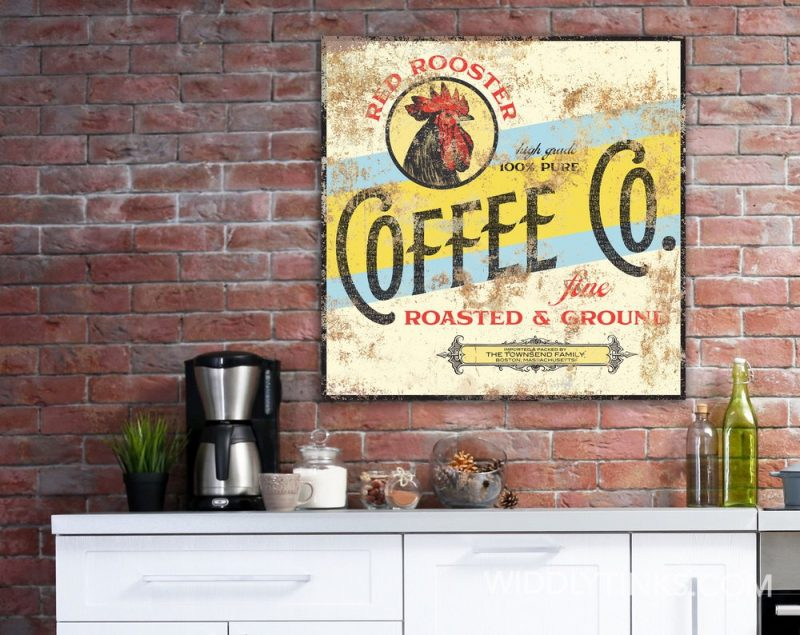 red rooster coffee co room1