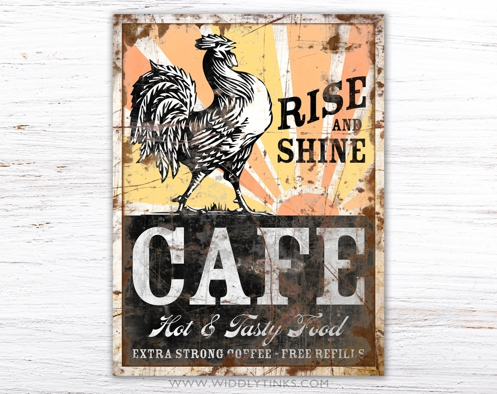 rise and shine cafe simple